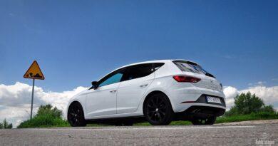 SEAT Leon FR Black 1.5 TSI DSG – test