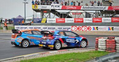 Trzecia Runda Mistrzostw Polski Rallycross 2020, Tor Słomczyn