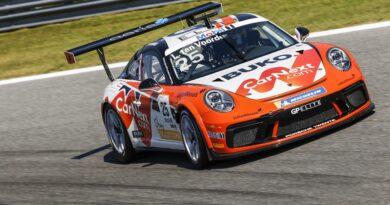 Larry ten Voorde wygrywa Porsche Supercup 2020 na Torze Monza