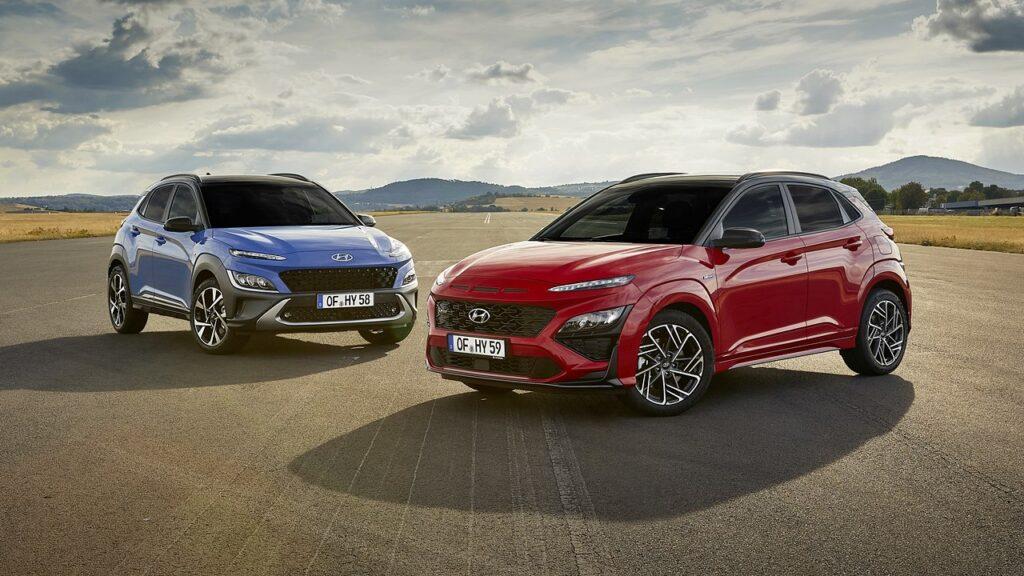 Nowy Hyundai Kona i Kona N Line