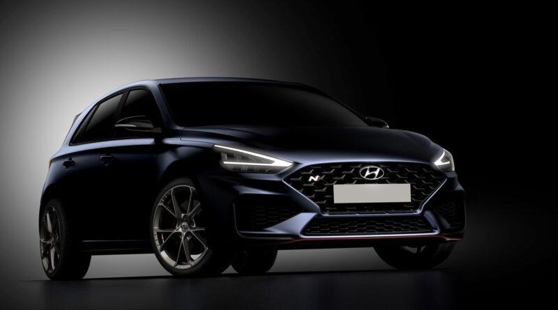 Nowy Hyundai i30N - zapowiedź
