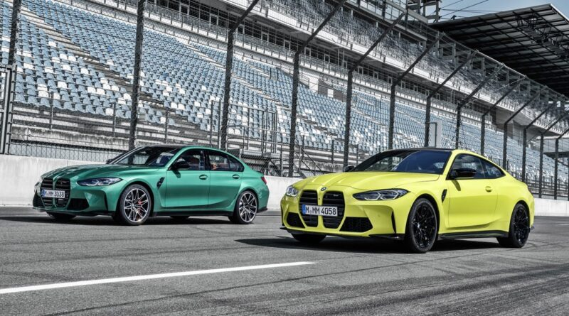 Nowe BMW M3 i M4 Coupe Competition