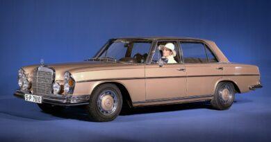 Mercedes-Benz 300 SEL 6.3 (W 109) z1968 roku