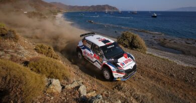 Kajetanowicz/Szczepaniak prowadzą w WRC3 po 2 dniach Rajdu Turcji