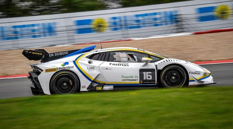 Basz i Lewandowski zwyciężają w Lamborghini Super Trofeo Pro-Am