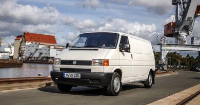 30 lat VW Transporter T4