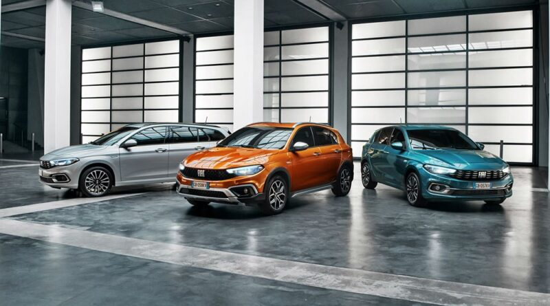 Nowy Fiat Tipo i Tipo Cross