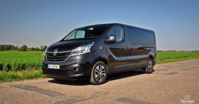 Renault Trafic SpaceClass 2.0 dCi – test