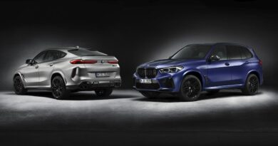 BMW X5 M Competition i BMW X6 M Competition w wersji First Edition