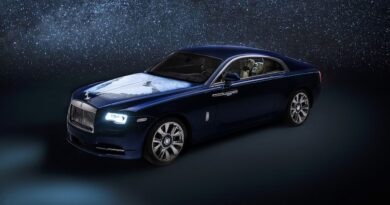 Rolls-Royce Bespoke Wraith Inspired by Earth