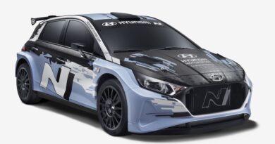 Rajdowy Hyundai i20 N Rally2