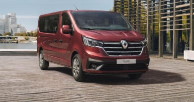 Nowy Renault Trafic – Combi i Spaceclass