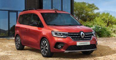 Nowe Renault Kangoo 2021