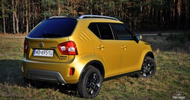 Suzuki Ignis Hybrid 1.2 DualJet 4WD 5MT Elegance