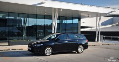 Fiat Tipo SW Lounge 1.4 T-Jet