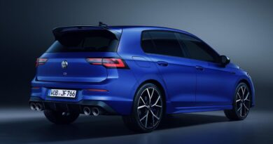 Nowy Volkswagen Golf 8 R