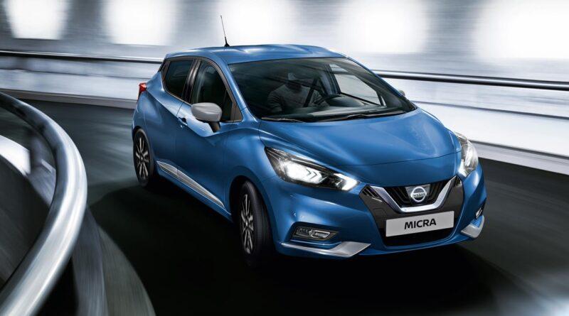 Nissan Micra 2021