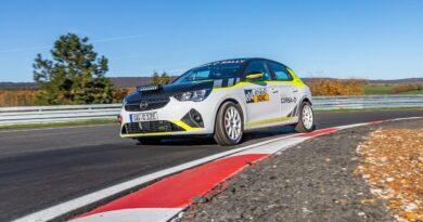 Opel Corsa‑e Rally
