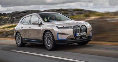 Nowe, elektryczne BMW iX