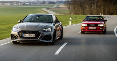 40 lat Audi quattro