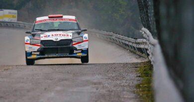 Rajd Monza WRC 2020: Kajetanowicz i Szczepaniak po 6 odcinkach