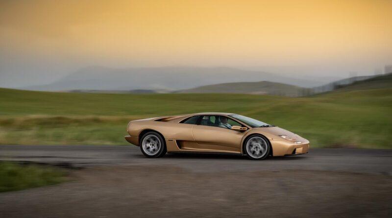 Lamborghini Diablo świętuje 30 urodziny