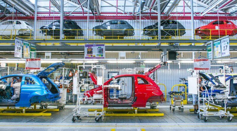 Nowe inwestycje w fabryce FCA Poland w Tychach