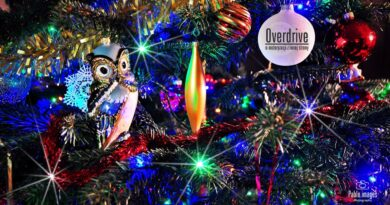 Świąteczne życzenia od redakcji Overdrive