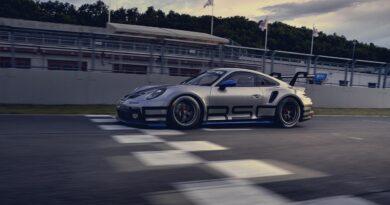 Nowe wyścigowe Porsche 911 GT3 Cup 2021