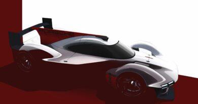 Porsche wraca do Le Mans z nowym hybrydowym prototypem