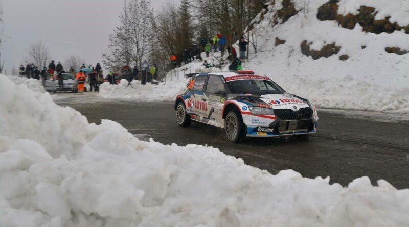 WRC Rajd Monza 2020: Kajetanowicz i Szczepaniak po 13 odcinkach