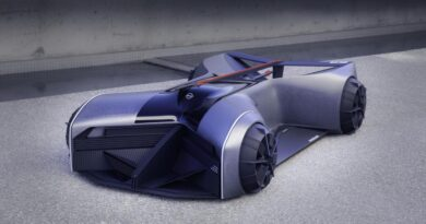 Koncepcyjny Nissan GT-R(X) 2050