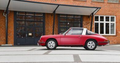 Fabryczna renowacja Porsche 911 S Targa z 1967 r.
