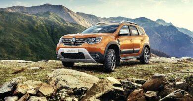 Nowy Renault Duster 2021 na rosyjskim rynku