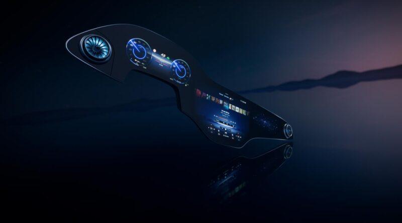 Mercedes EQS – nowatorski ekran MBUX Hyperscreen