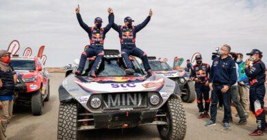 Stéphane Peterhansel / Edouard Boulanger - zwycięzcy Rajd Dakar 2021