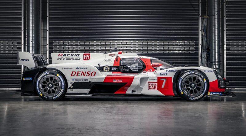 TOYOTA GAZOO Racing prezentuje GR010 HYBRID