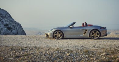 Porsche Boxster 25 Years - edycja limitowana