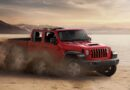 Nowy Jeep Gladiator 2021
