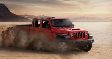 Nowy Jeep Gladiator 2021