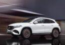 Nowy Mercedes EQA