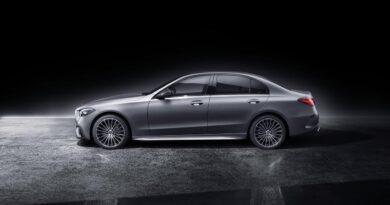 Nowy Mercedes-Benz Klasy C