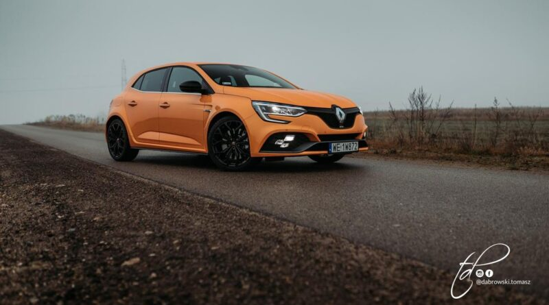 Renault Megane RS Phase 2 - test