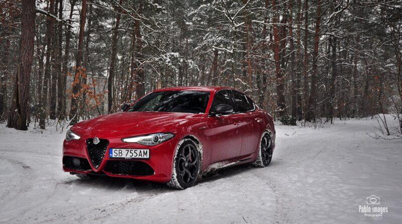 Alfa Romeo Giulia Veloce Q4 JTDM-2 - test