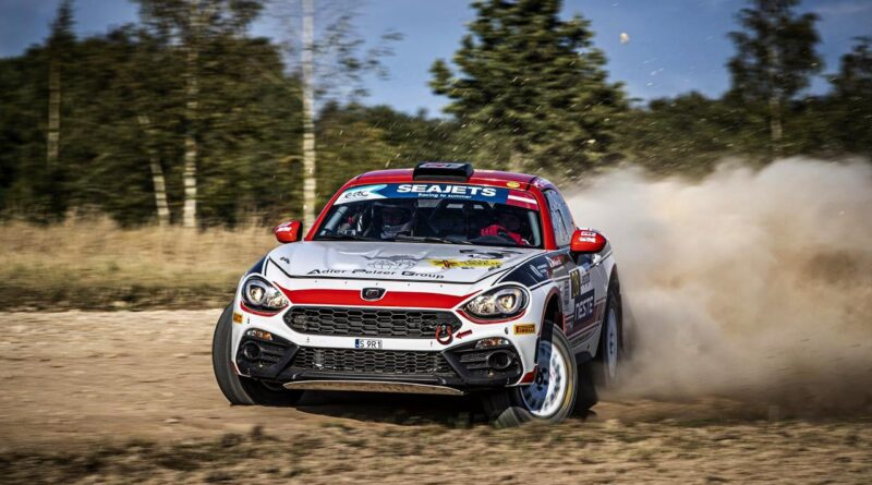 Abarth Rally Cup: trwają zapisy do Pucharu 2021