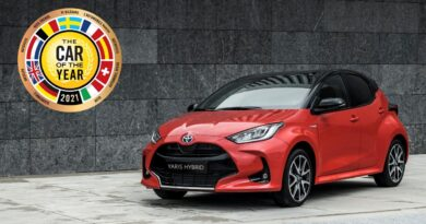 Car of the Year 2021 - Toyota Yaris