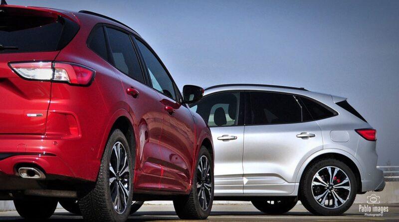Diesel czy benzyna? Porównanie 2x Ford Kuga - test