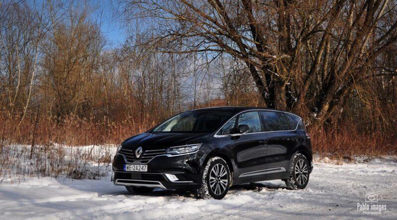 Renault Espace Initiale Paris dCi EDC