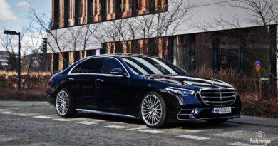 Mercedes klasy S 400d 4Matic W223 2021