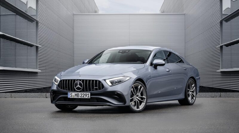 Nowy Mercedes CLS 2021